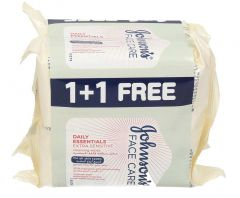 Johnson'S Extra Sensitive Cleansing Wipes 25Pcs