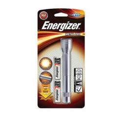 Energizer Metal Light Led With 2A Battery