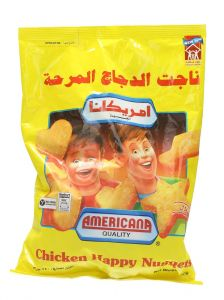 Americana Chicken Happy Nuggets  750G |?sultan-center.com????? ????? ???????