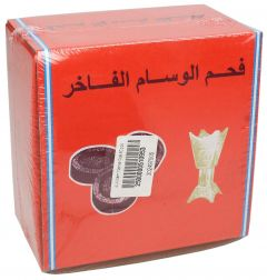 Al Wisam Premium Charcoal  80pcs |?sultan-center.com????? ????? ???????