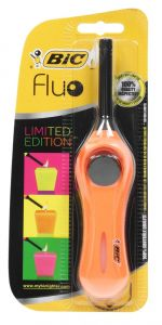 Bic Fluo Gas Lighter 1pc |?sultan-center.com????? ????? ???????