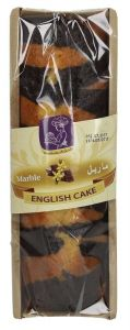 Al Aroussa Chocolate Marble English Cake 450g |?sultan-center.com????? ????? ???????