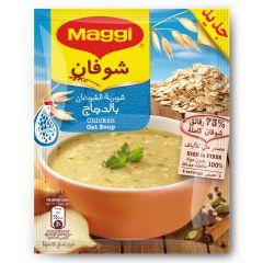 Maggi Chicken Oat Soup