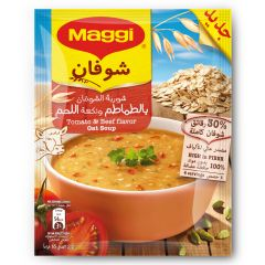 Maggi Tomato & Beef Oat Soup