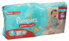 Pampers Pants 4 Maxi Jumbo Pack 9 - 14 Kg