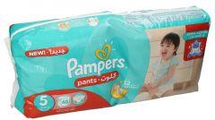 Pampers Pants Size 5 Junior Jumbo Pack 12-18 Kg