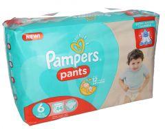 Pampers Pants Jumbo Pack Xxl Diapers 16+ Kg