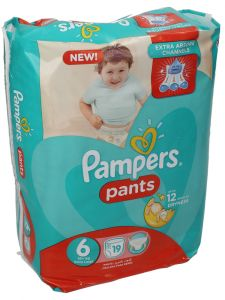 Pampers Pants Size 6 16+Kg