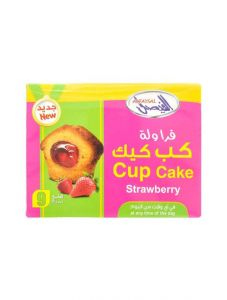 Al Faysal Strawberry Cup Cake