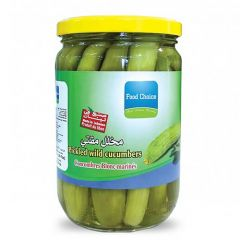 Food Choice Pickled Wild Cucumber