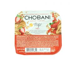 Chobani Flip Low Fat Strawberry  |sultan-center.comمركز سلطان اونلاين