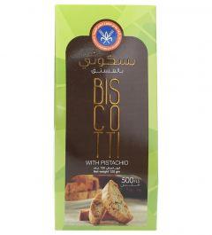 Kfm Biscotti With Pistachio 120G |?sultan-center.com????? ????? ???????