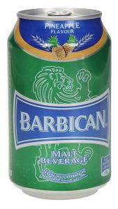 Barbican Pineapple Non Alcoholic Malt Beverage Can  330ml |?sultan-center.com????? ????? ???????