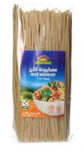 Natureland Organic Thin Rice Noodles  500g |?sultan-center.com????? ????? ???????