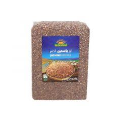 Natureland Organic Jasmine Red Rice 1kg |?sultan-center.com????? ????? ???????