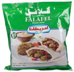 American Frozen Falafel
