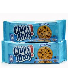 Chips Ahoy Cookies Original Flavor 2 Pieces