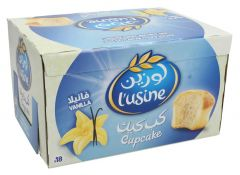 L'usine Vanilla Cupcake Box