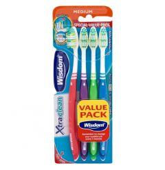 Wisdom Extra Clean Medium Toothbrush