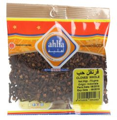 Ahlia Whole Cloves  70g |?sultan-center.com????? ????? ???????