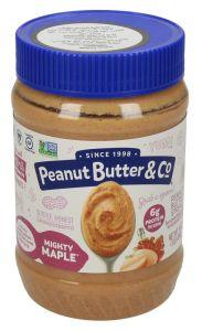 Peanut Butter & Co Gluten Free Mighty Maple Peanut Butter