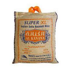 Al Kanana Super XL Sella Basmati Rice