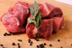 New Zealand Chilled Boneless Beef Cubes