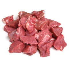 Chilled Boneless Beef Cubes New Zealand