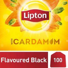 Lipton Black Tea With Cardamom