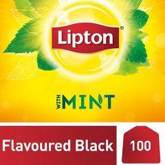 Lipton Black Tea With Mint