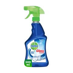 Dettol Sparkling Shine Glass Cleaner 500ml |?sultan-center.com????? ????? ???????