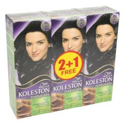 Koleston Naturals 2/0 Black Berry Hair Color