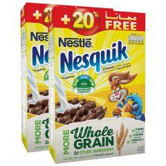 Nestle Nesquik Chocolate  Cereal