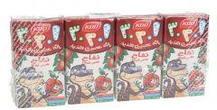 Kdd 123 Apple Juice 125ml x 4pcs  sultan-center.comمركز سلطان اونلاين