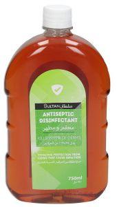 Sultan Antiseptic disinfectant  750ml |?sultan-center.com????? ????? ???????