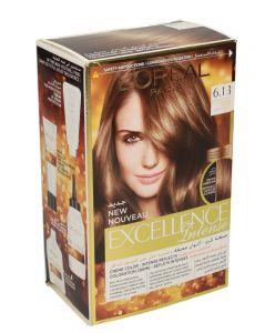 L'Oreal Paris Excellence Intense Cool Dark Blond 6.13 Haircolor