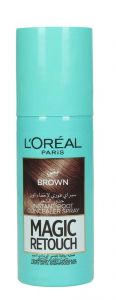 L'oreal Magic Retouch Brown Instant Root Concealer Spray