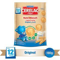 Cerelac Original Nutribiscuit