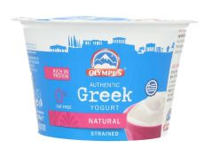 Olympus Fat Free Natural Greek Yogurt