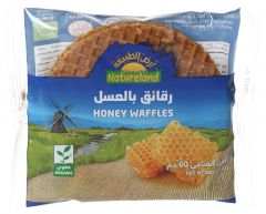 Natureland Organic Honey Waffles  60g |?sultan-center.com????? ????? ???????