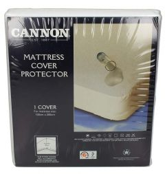 Cannon Mattress Cover Protector 100x200Cm