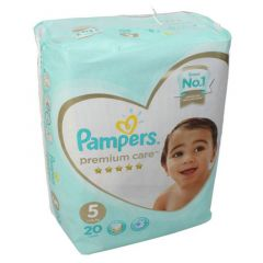 Pampers Premium Care S5 X-Large Baby Diapers 11-16Kg