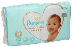 Pampers Premium Care S3 Medium Baby Diapers 6-10Kg