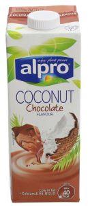 Alpro Low Fat Coconut Chocolate Milk