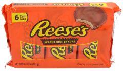 Reese's Peanut Butter Cups 42Gx6 |sultan-center.comمركز سلطان اونلاين