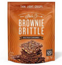Brownie Brittle Salted Caramel Chips