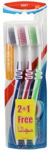 Aquafresh Clean And Flex Soft Toothbrush