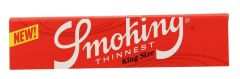 Smoking Thinnest King Size Paper