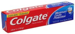 Colgate Maximum Cavity Protection Toothpaste 120Ml |?sultan-center.com????? ????? ???????