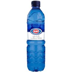 Abc Wellness Sodium Free Bottled Drinking Water  600ml |sultan-center.comمركز سلطان اونلاين